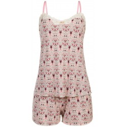 Short Doll Delicate Estampado